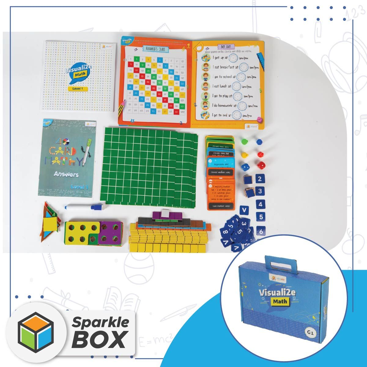 Buy Math Project Kit for Kids Online