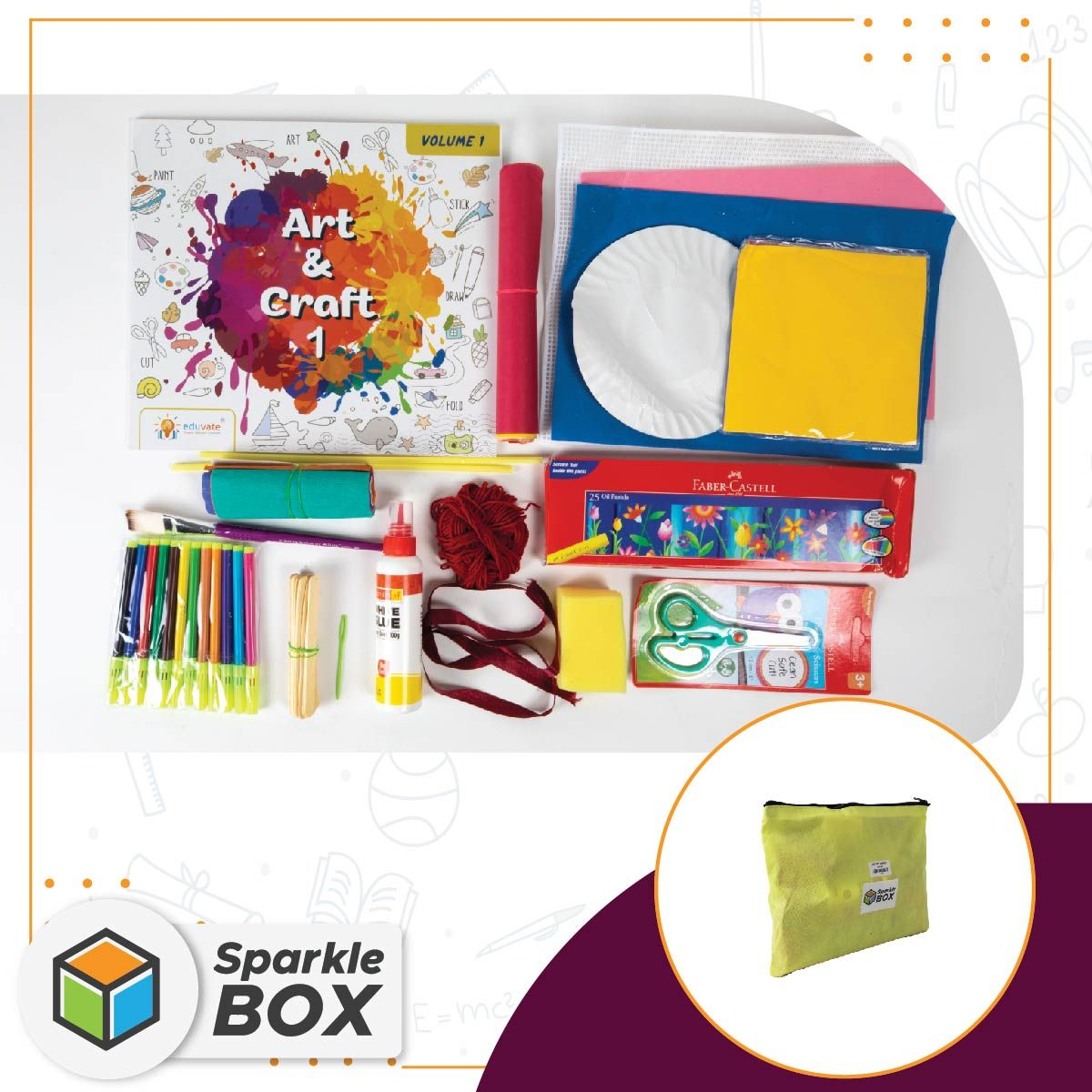 Art and Craft Toys For Kids Online