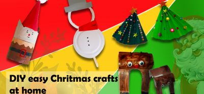DIY Easy Christmas Crafts Ideas