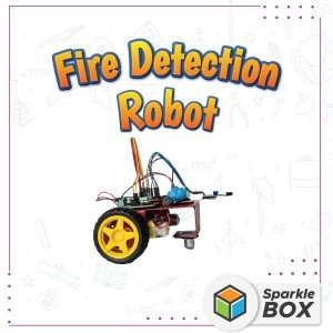 Buy Fire Detection Robot Online