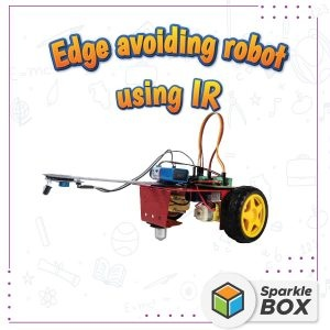 Buy Edge Avoding Robot For Kids