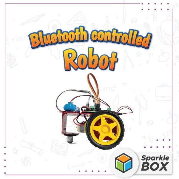 Buy Bluetooth Controlled Robots Online