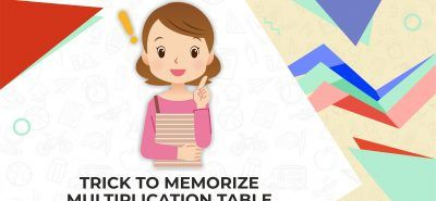 Trick to memorize multiplication
