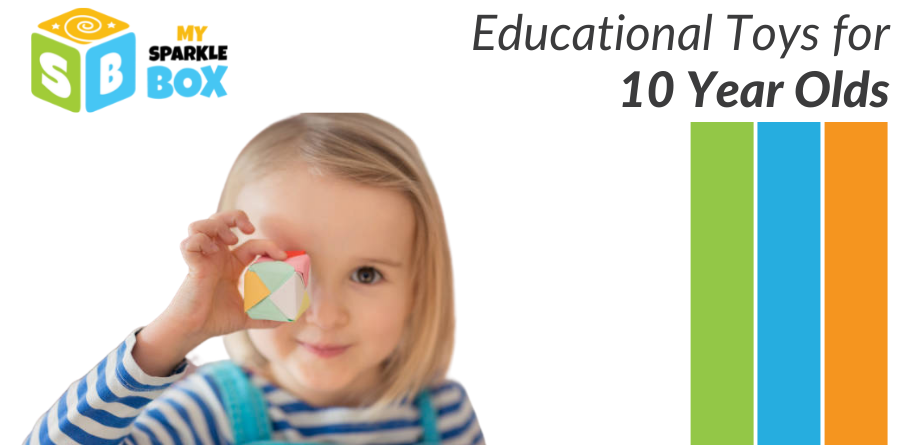 educational toys for 10 year olds