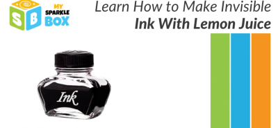 Learn How to Make Invisible Ink With Lemon Juice