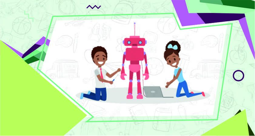 kids play time with DIY robotics toys for kids