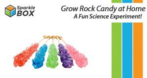 rock candy in glass experiment - sparklebox