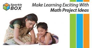 make learning fun with math project ideas