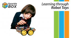 benefit of robot toys for kids