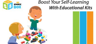 educational kits for kids to boost independent learning