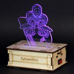 Holographic Lamp -8