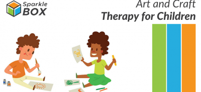 Art and craft therapy for kids