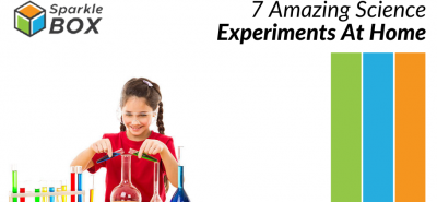 7 Amazingly Fun Science Experiments At Home