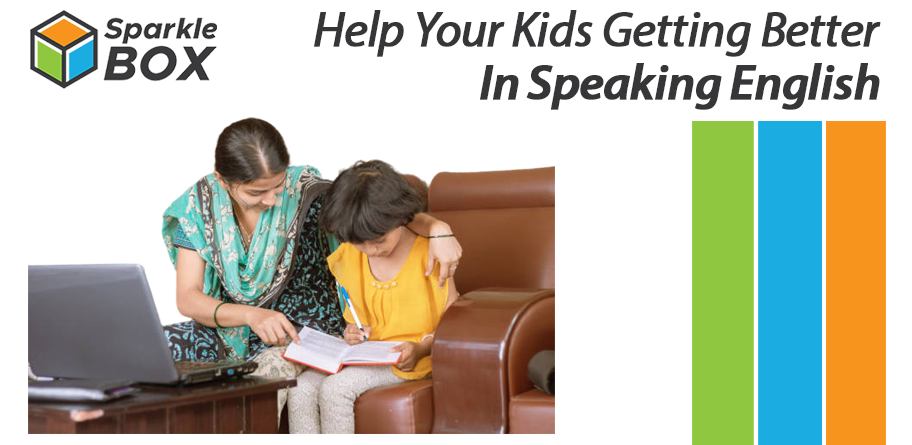 How to help kids with english speaking practice