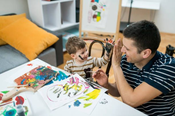 stain remover tips for kids who love to paint