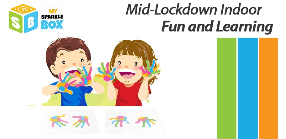 Indoor activities for kids to learn and have fun during lockdown