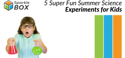 science activities for kids at home