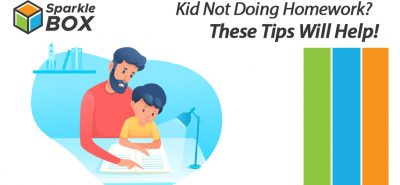 tips to get your kids to do homework in time