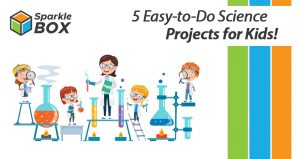science projects for kids to try at home