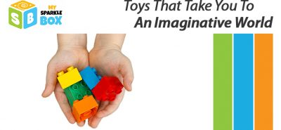 list of toys for kids to develop creativity and imagination