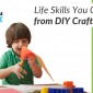 5 Skills to Learn from DIY Crafts for Kids