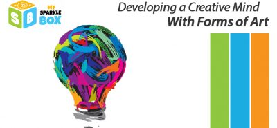 discovering art forms for children to develop creativity skills