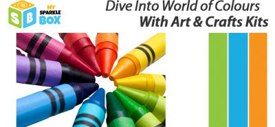 arts and crafts kits for beginners