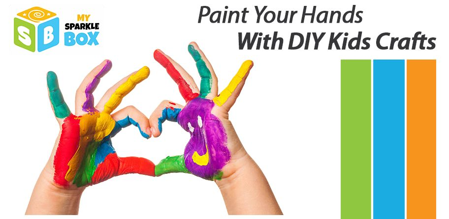 kids arts and crafts activities to do at home