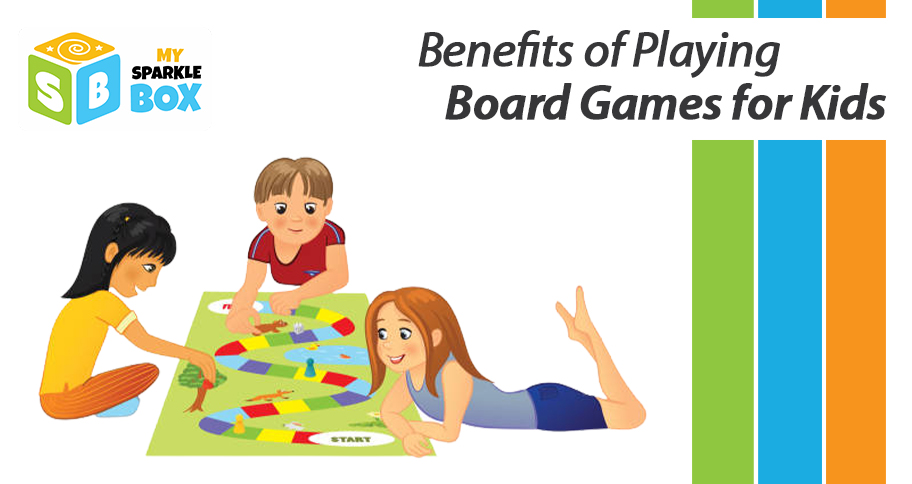 benefits of playing kids board games for children