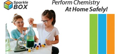 chemistry experiments for kids at home