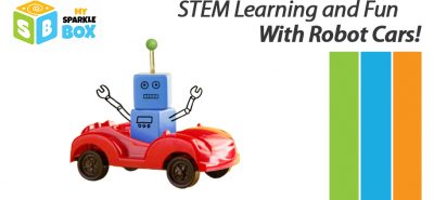 robot car toys for kids to help them learn coding