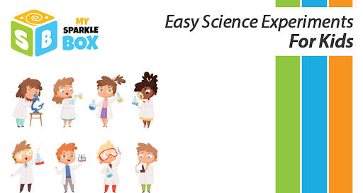 Science experiments for kids that are fun!