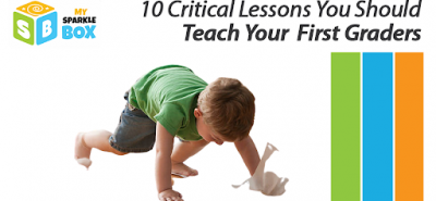 teaching critical lessons to first graders