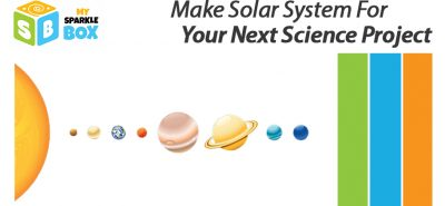solar system model for science projects for kids