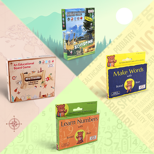 Combo All Educational Games