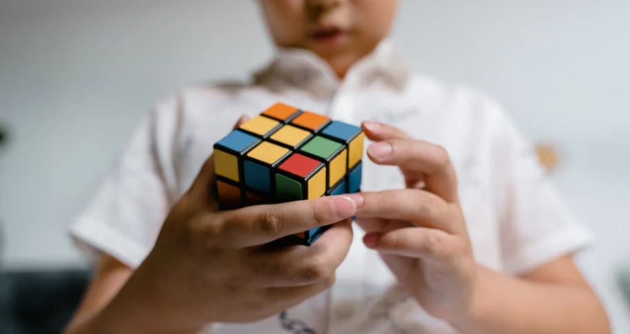 rubik cubes work as educational toys for 10 year olds