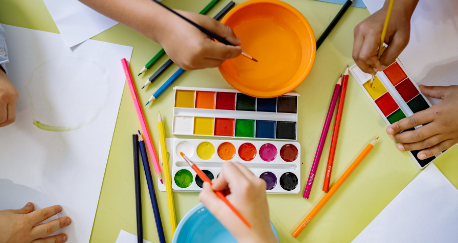 DIY Crafts for Kids encourages creativity