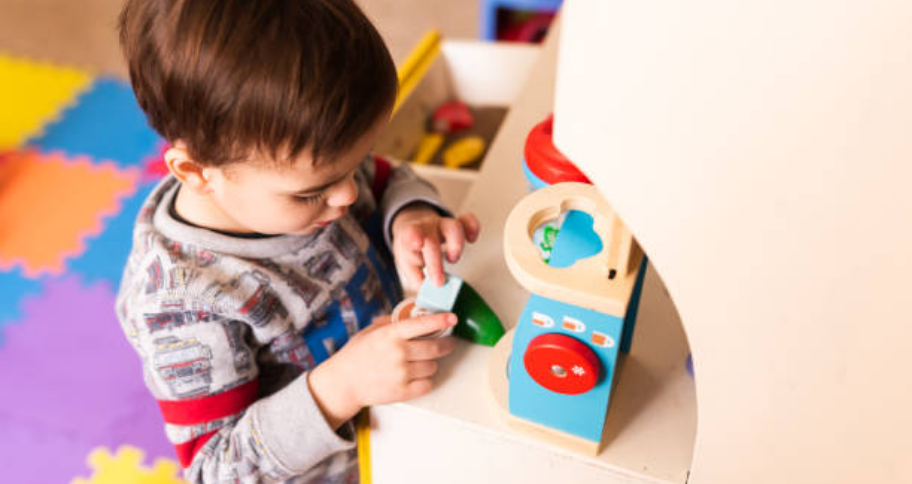 early childhood education of a child