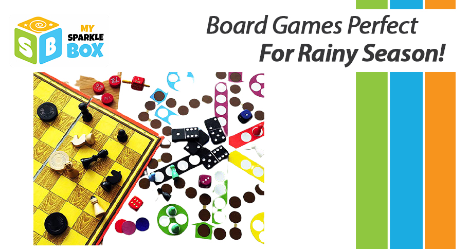 indoor board games for kids and family
