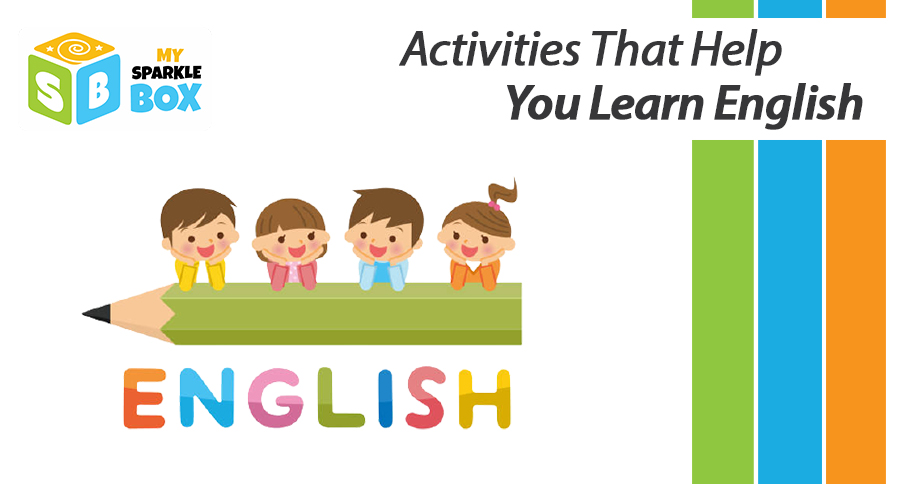 tips to learn english at home for kids
