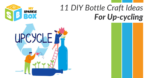 fun bottle crafts for kids to learn recycling